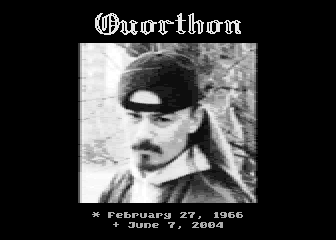 A Tribute to Quorthon